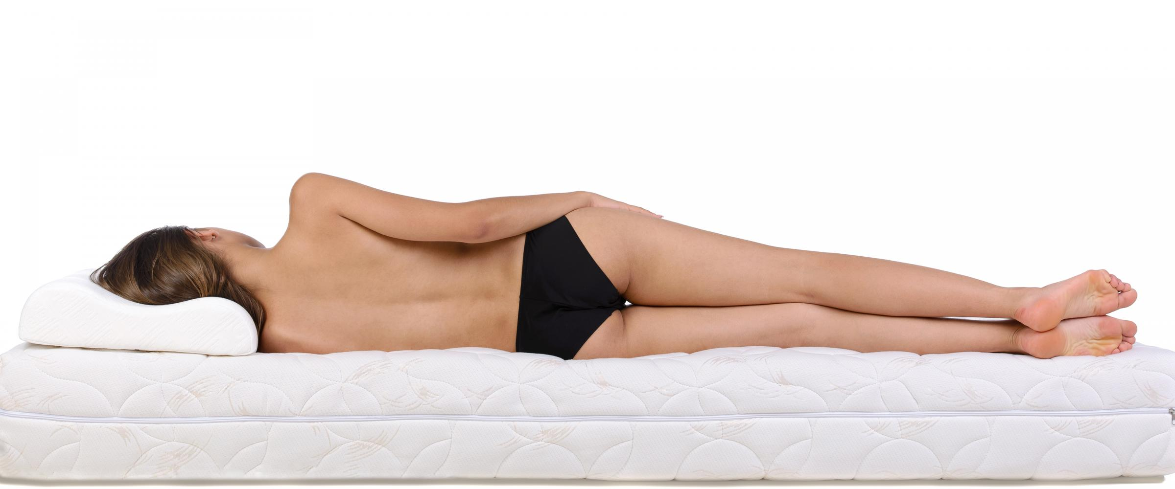 Какой выбрать ортопедический матрас при остеохондрозе?