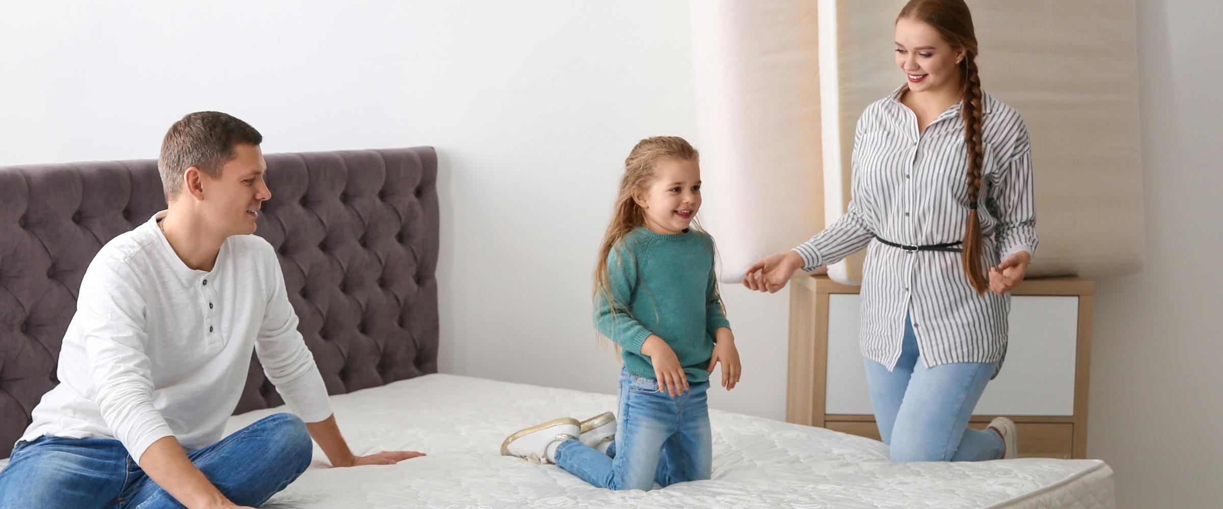 Нужен ли для ребенка ортопедический матрас?